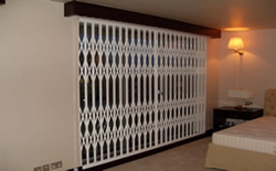 Security Grill Shutters installed & Repaired Uk