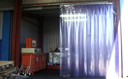 Pvc Strip Curtain Repairs Bolton