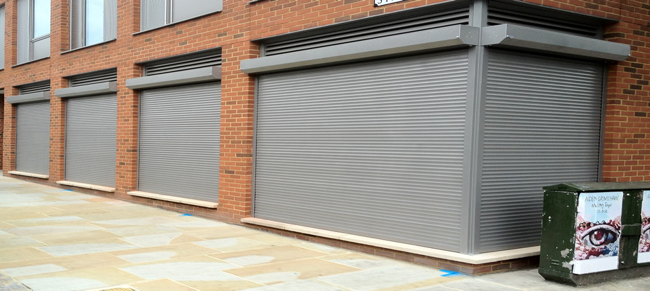 Roller Shutters Installed Repaired And Serviced Uk
