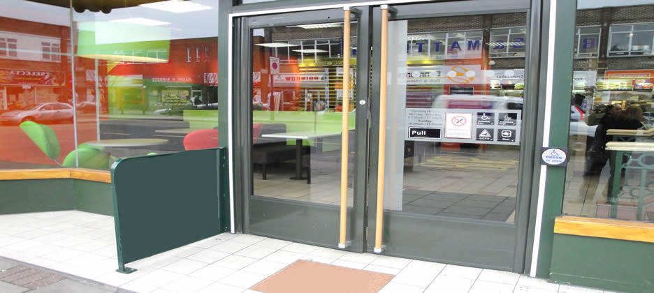 Assisted Automatic Doors Bolton