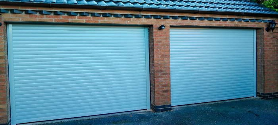 Domestic Roller Garage Doors Farnworth